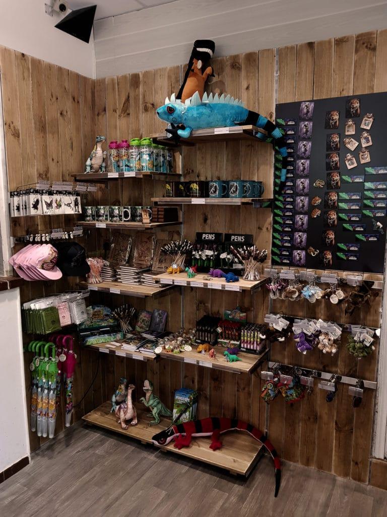 Domaine de la Grotte - Création de gammes de produits thématisés