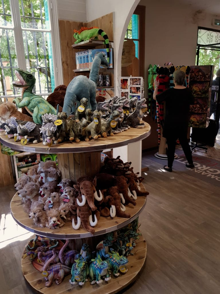 Domaine de la Grotte - Merchandising
